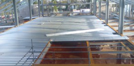 Metal Deck Installation