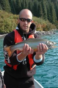 Fishing - Fortress Lake - 2008