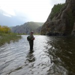 Fishing - Mongolia - 2013
