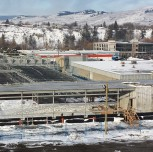 BC Hydro Operations Centre in Vernon, BC nearing completion