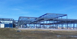 School project completed in Grimshaw, AB